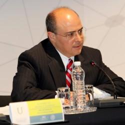 Subsecretario Alcocer / SRE