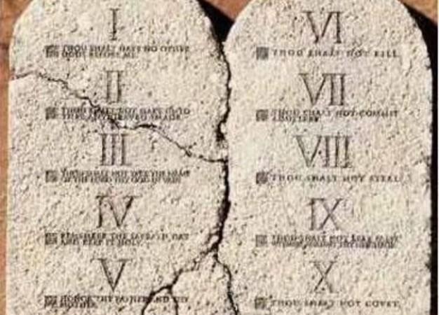 Los 10 mandamientos del primer parcial