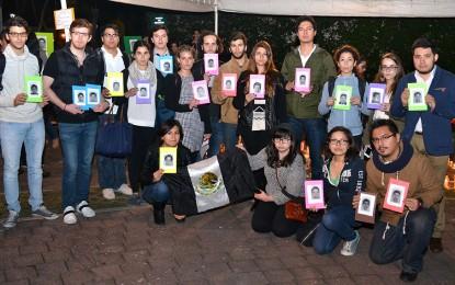Justicia para Ayotzinapa