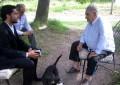 Conversación con Elías Camhaji por su entrevista con el presidente de Uruguay, José Mujica
