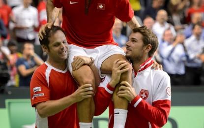 La leyenda suiza