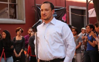 Los alumnos del ITAM con Ayotzinapa, ¿y los profesores?