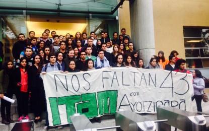 Tercer Foro ITAM con Ayotzinapa: la desorganización itamita