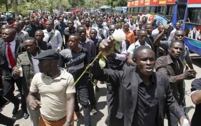 Luto en Kenia