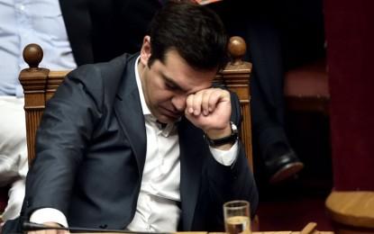 Renuncia Alexis Tsipras
